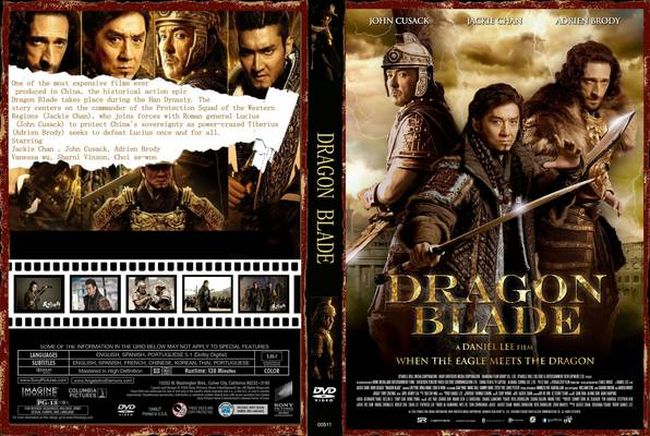 Dragon Blade – Castellano