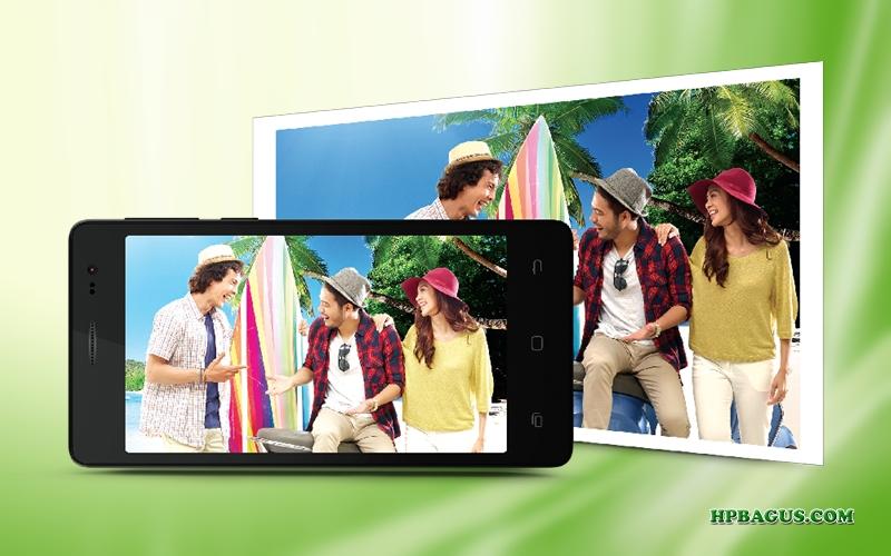 Spesifikasi dan Harga Smartfren Andromax Qi 4G LTE Android Smartphone