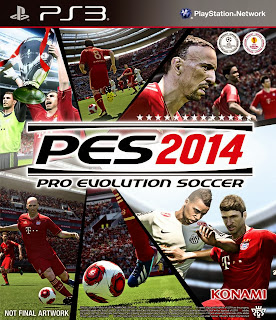 Free Download Pro Evolution Soccer ( PES ) 2014 Full Crack Patch 1.01 For PC