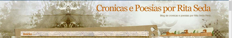 Crônicas e poesias