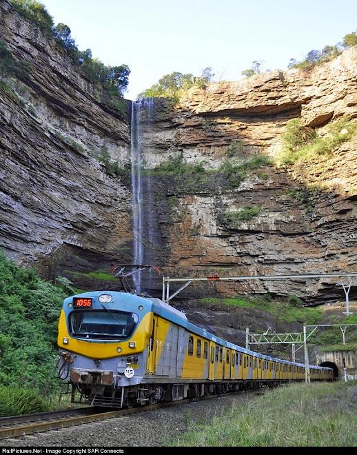 10M5 Metrorail Set - Train No. 1056