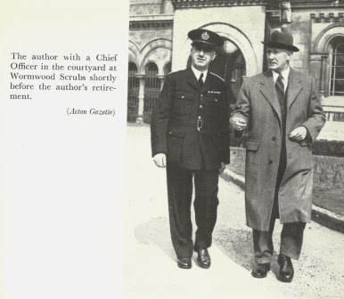 Major Benjamin Dixon Grew at Wormwood Scrubs Prison.