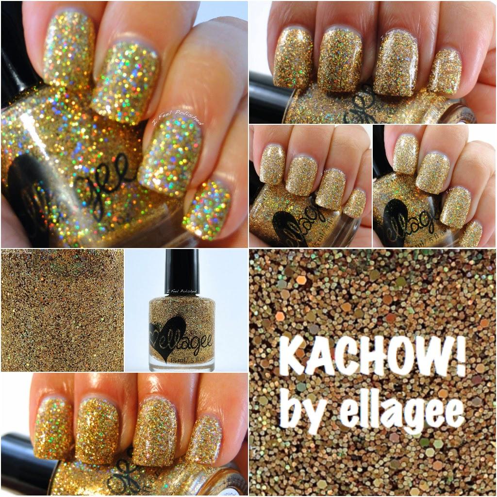 ellagee KACHOW!
