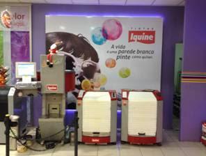 Sistema tintulométrico Inquine 100% base água