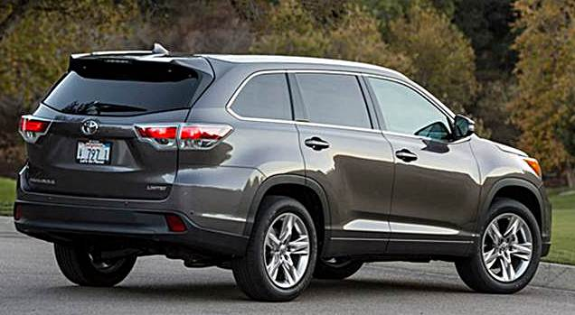 2017 toyota highlander release date canada auto toyota review. Black Bedroom Furniture Sets. Home Design Ideas