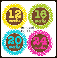 buddha bellies stickers2 Baby on the Way Giveaway