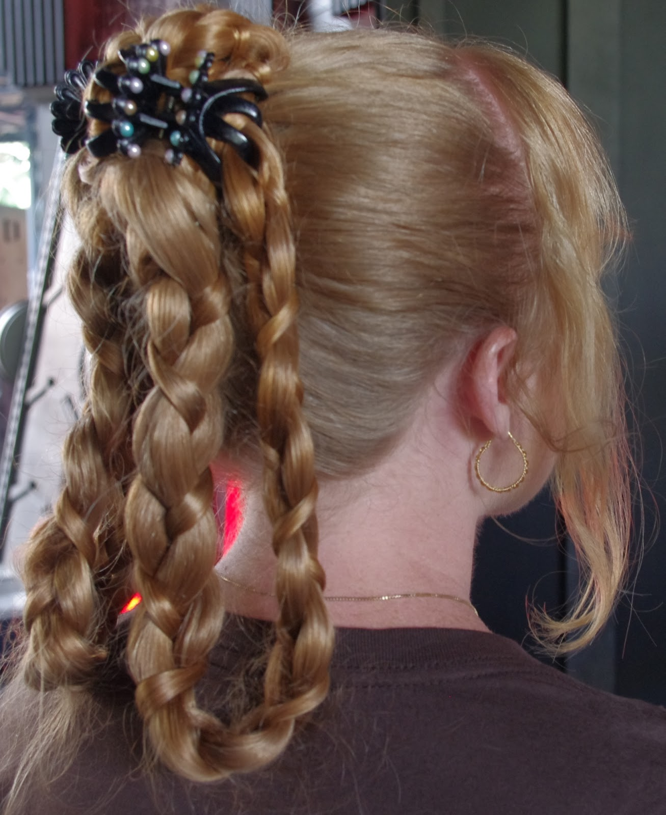 Princess Leia May The 4th Be With You: Braids & Hairstyles For Super Long Hair: Princess Leia's