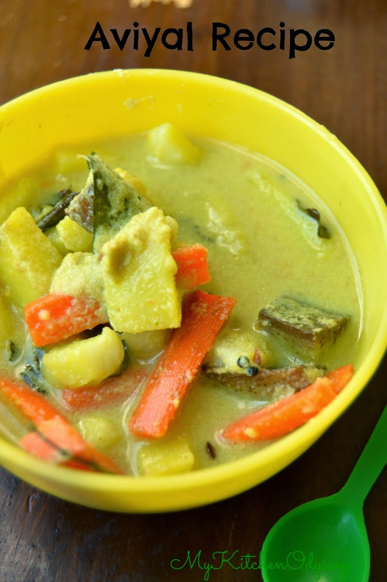 aviyal recipe1