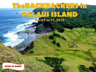 NEXT MONTH: The BPs in Palaui Island