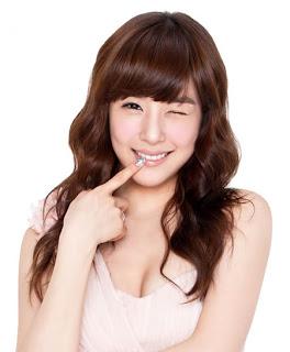gaya rambut korea wanita terbaru 2013