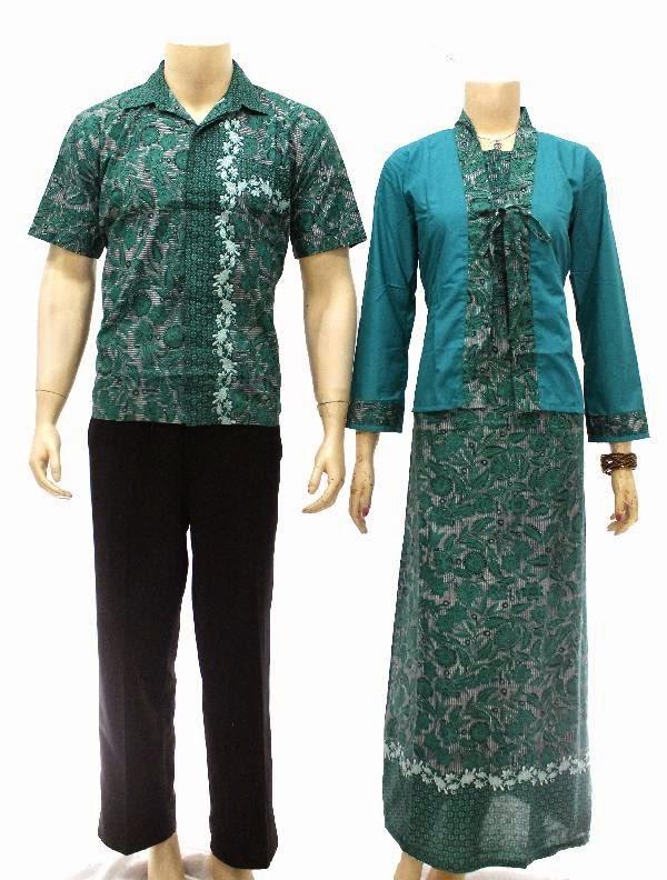 Model Baju Batik Sarimbit untuk Pasangan Terbaru