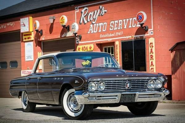 Show Car, 1961 Buick LeSabre