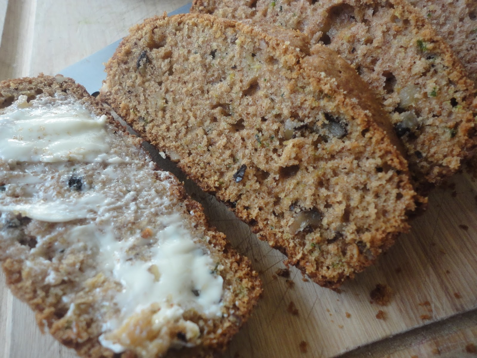 Tnt-cook: Truly the Best Zucchini Bread