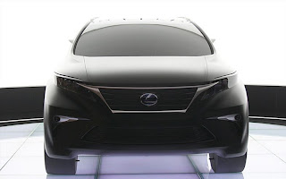 lexus lf xh concept   Design Car Image Cool