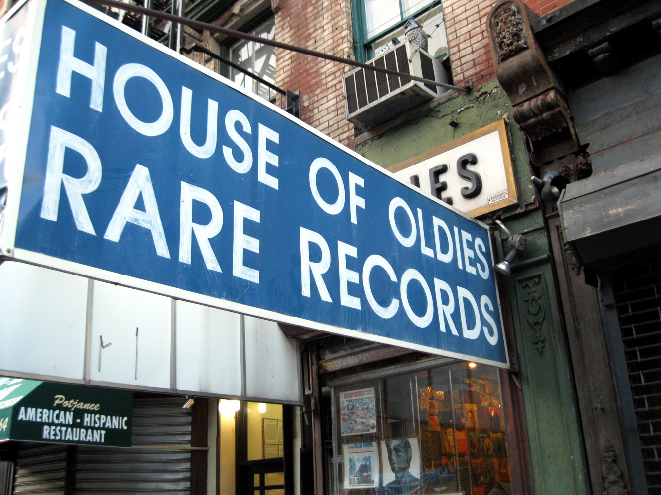 Mitch broder 39 s vintage new york old new york catch the for Classic house records