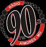 Rádio 90 FM de Aimorés ao vivo