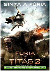 Fúria de Titãs 2 Dublado Torrent (2012)