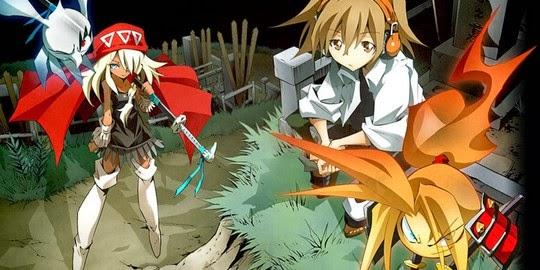 Shaman King Flowers, Manga, Actu Manga, Jump Kai Magazine, Hiroyuki Takei, Shueisha,
