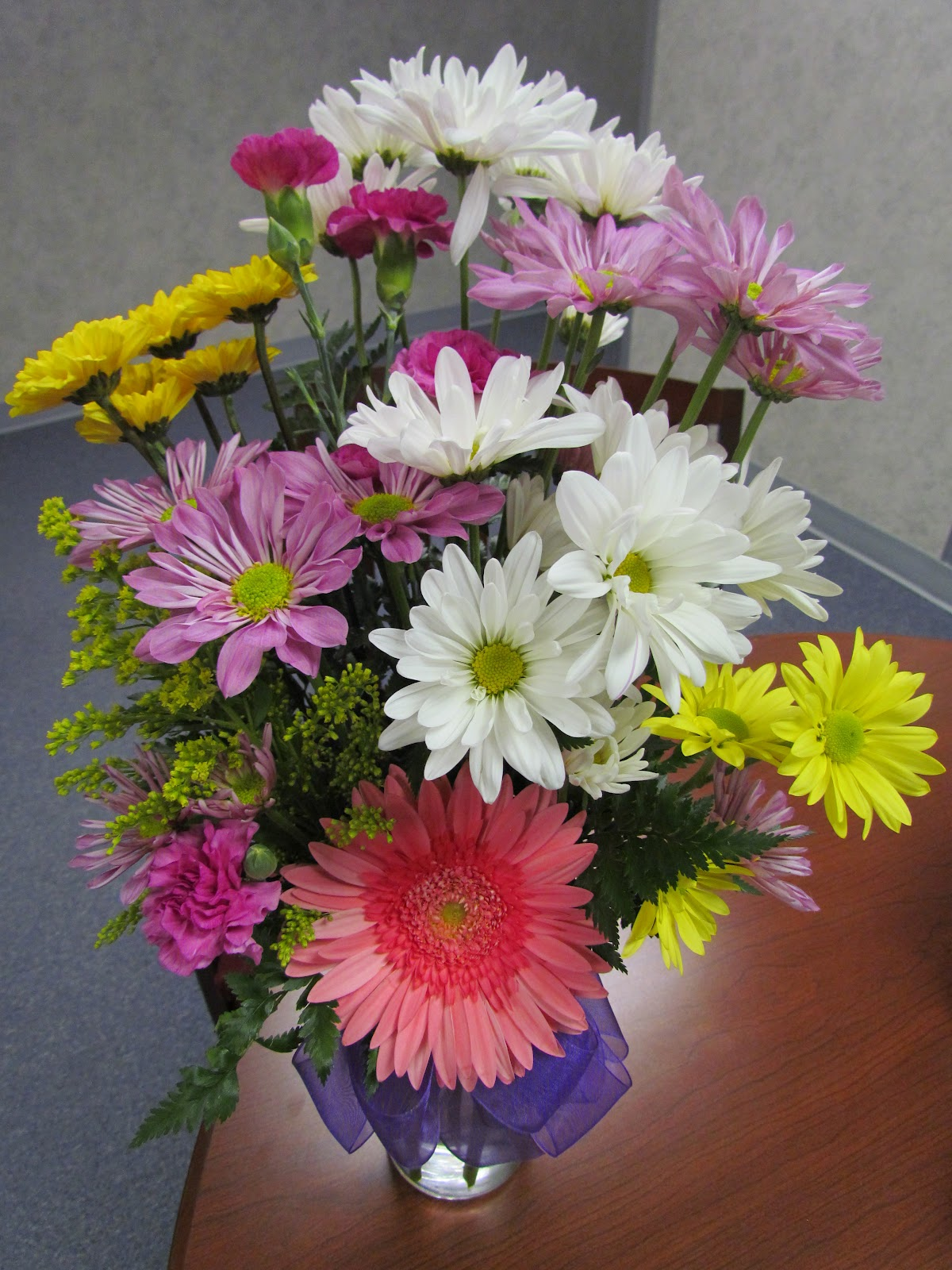 My two acres Flower Friday Birthday bouquet