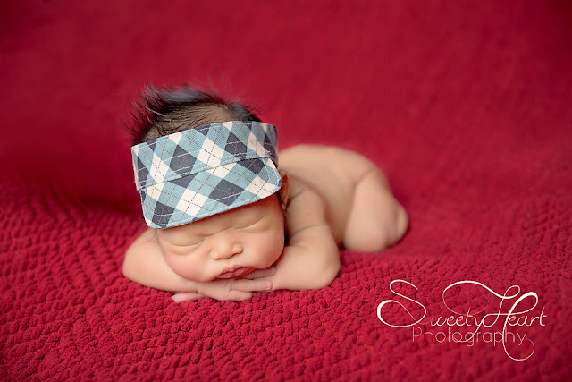 Newborn Photographer Wahiawa Hawaii