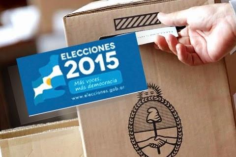 ¿Donde Voto? Consulta de Padrones