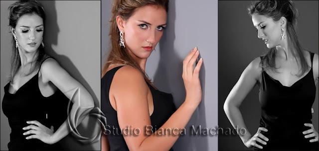 book fotografico para modelo