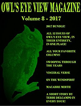 OWL'S EYE VIEW MAGAZINE - VOLUME 8 - 2017 BUNDLE