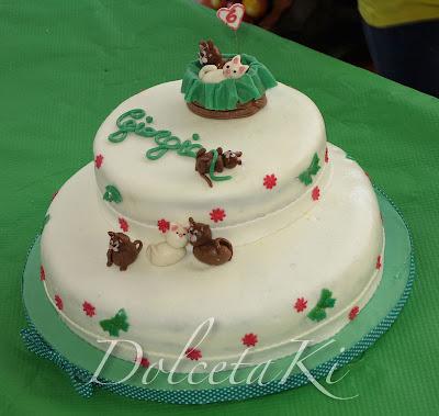 torta con gattini