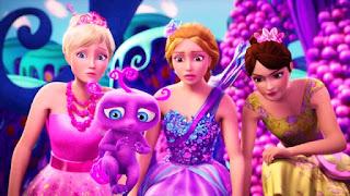 Gambar Barbie and the Secret Door Wallpaper Terbaru