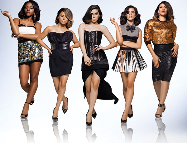 Best New Lyrics: Fifth Harmony - All I Want For Christmas Is You ...
