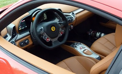 2011 Ferrari Italia
