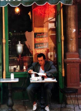 AL PACINO at Caffe Reggio