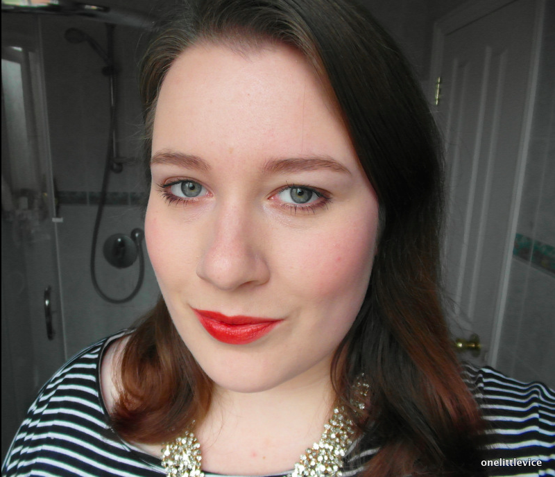 One Little Vice Beauty Blog: Inika Creme Colour Review