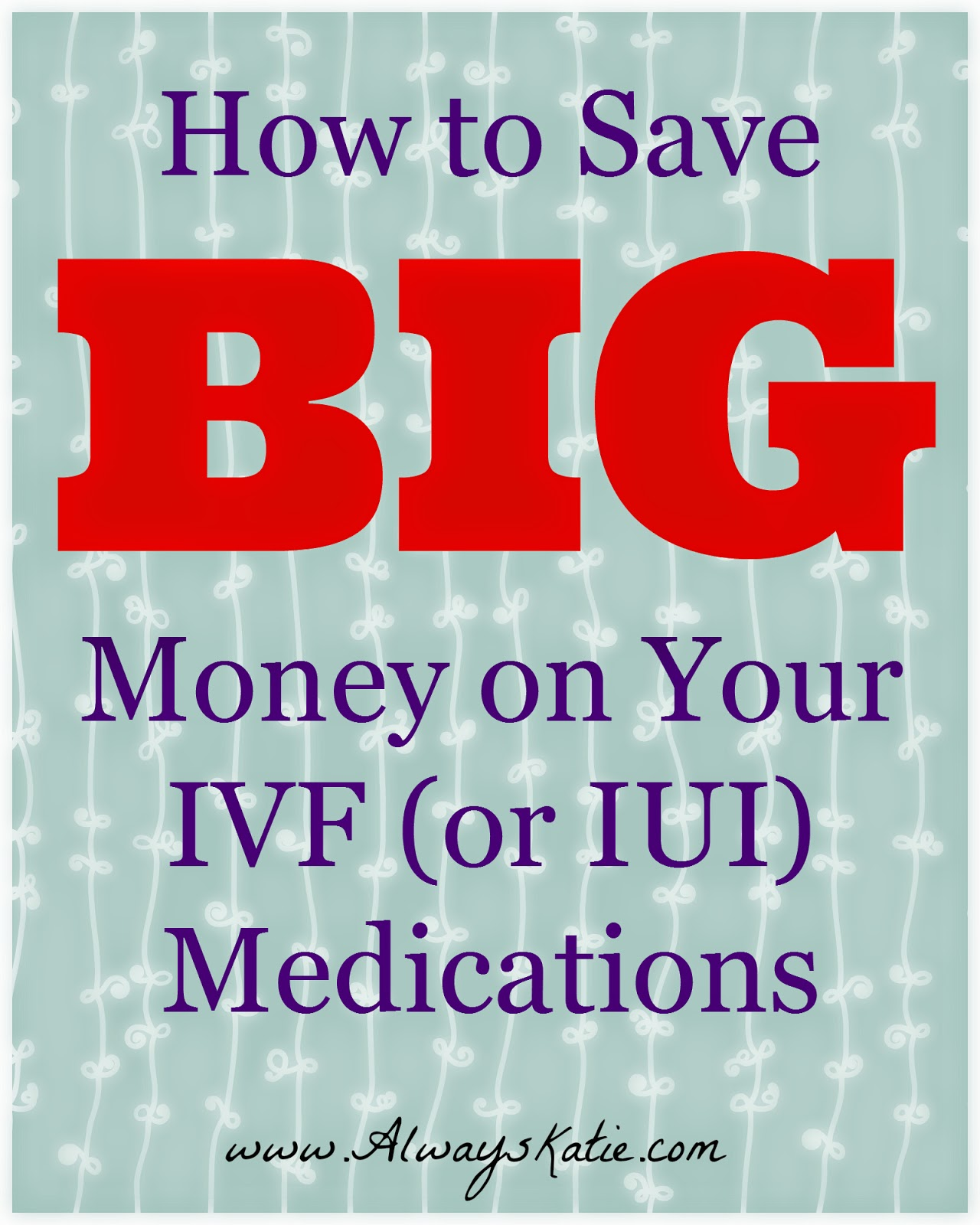 Barbabydos: How To Save Big Money On Your Ivf Drugs How To Be Happy Without