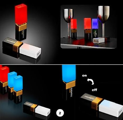 35 Creative and Unusual Lamp/Light Designs (35) 18
