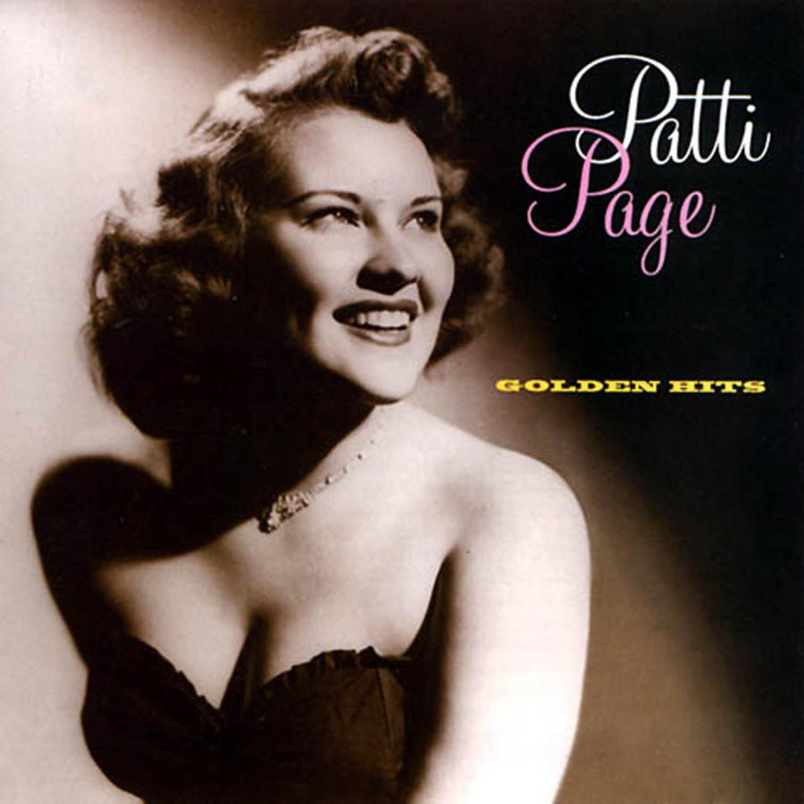 From The Vaults Patti Page Born 8 November 1927