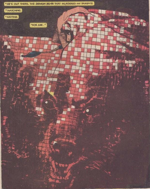 Los Nuevos Mutantes - Bill Sienkiewicz - Saga del Oso Místico