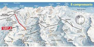 collegamento cervinia champoluc monterosa ski zermatt