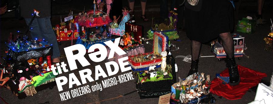'titRəx Parade