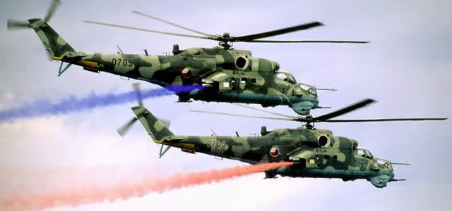 Update: Three Die in Adamawa Military Helicopter Crash