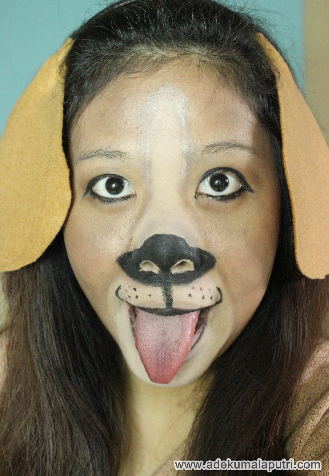 Halloween Makeup » Dog Halloween Makeup - Beautiful Makeup Ideas ...