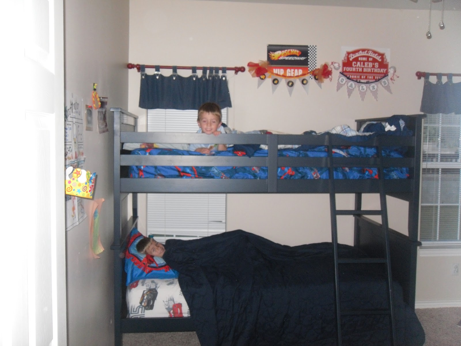 The Peschel 39 S Bunk Beds