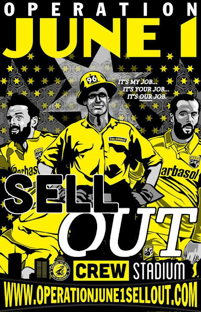 Columbus Crew Operation June 1st Sellout