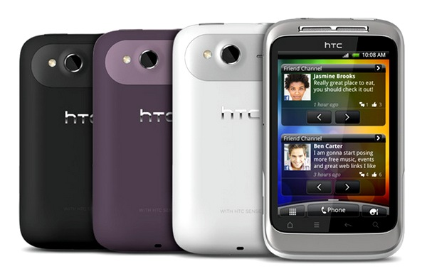 HTC Wildfire S User Manual