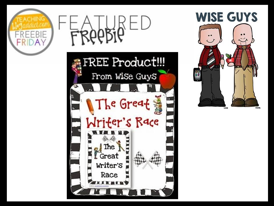 Teaching blogs share freebies all the time and at Teaching Blog Addict, we give you the place to find them all in one spot! Be sure to come back each week to see what's new! Find free downloads and teacher resources for kindergarten, first grade ,second grade, third grade, fourth grade, fifth grade and sixth grade.