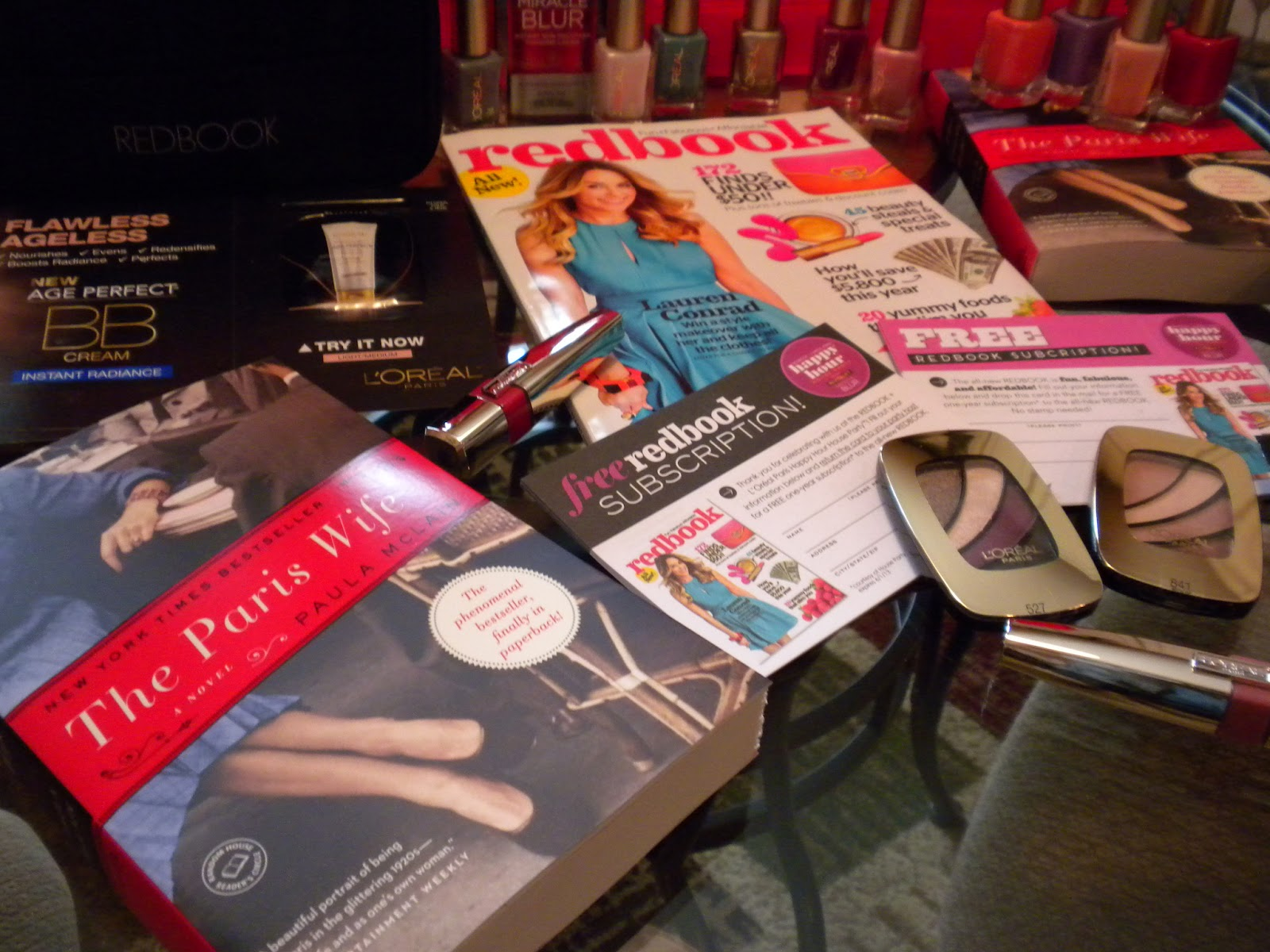HouseParty, Redbook + L'Oreal Paris House Party - party pack