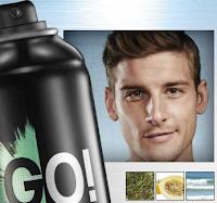 Perfumowany dezodorant dla mężczyzn