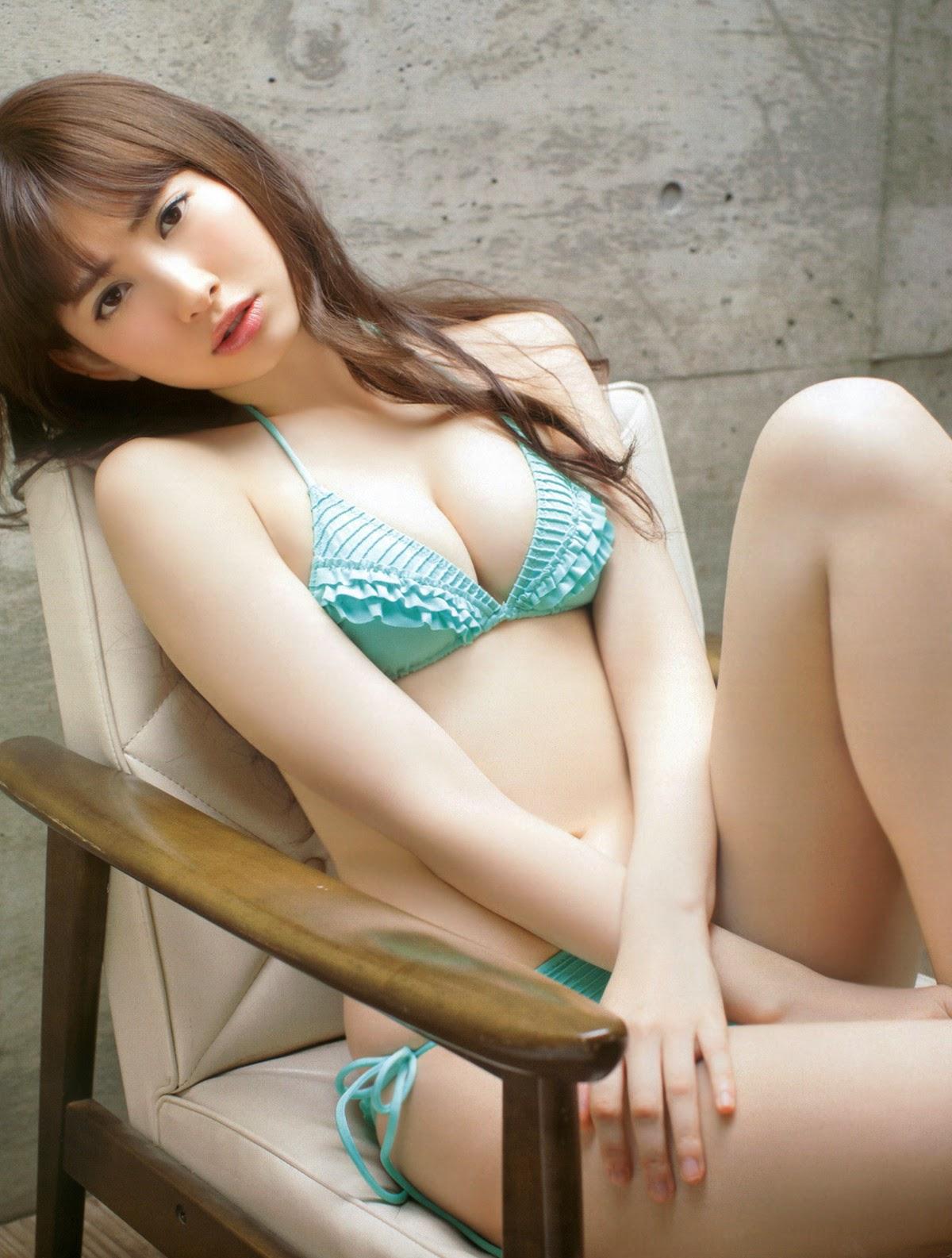 Haruna Kojima đường cong rực lửa khiến mọi người ghen tị 7
