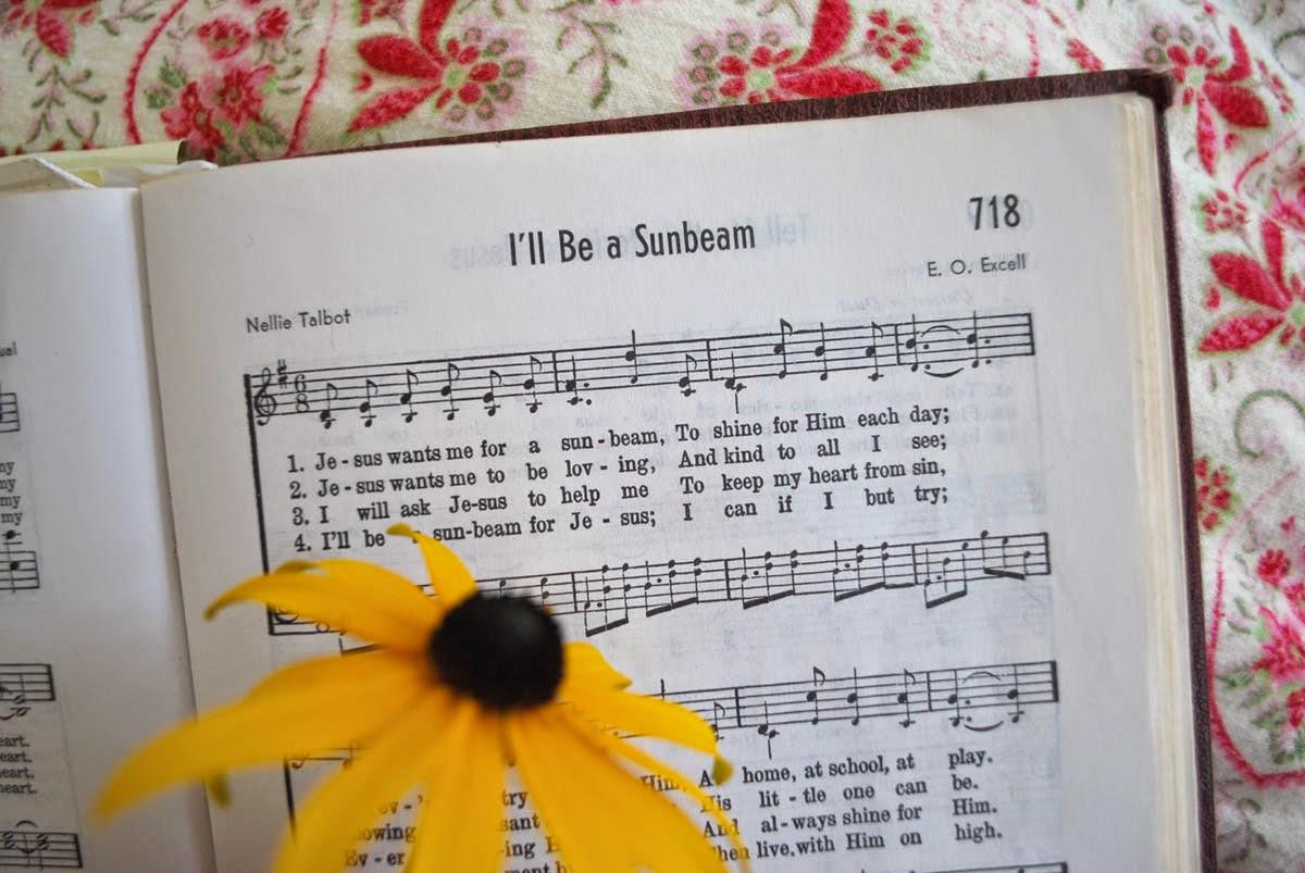 Hymn I'll Be A Sunbeam