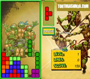 Juego de tortugas ninja